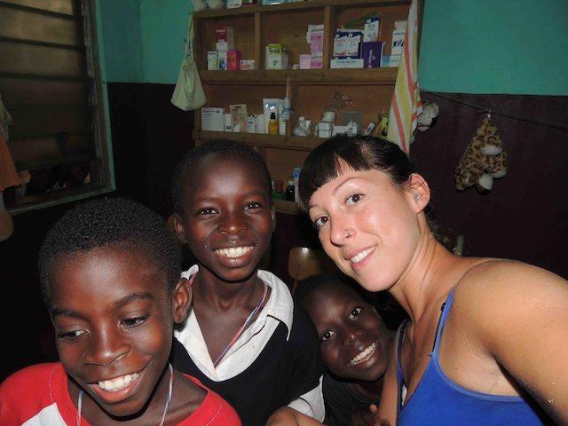 foto scattate in Togo nell'agosto 2016